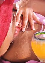 Sunny Leone Tropical Pleasure