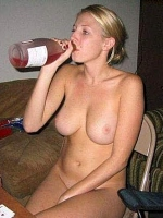 A mix of sexy busty babes posing nude on cam