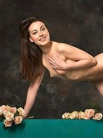 Wild roses with pure pussy