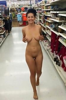 Katrina Jade Flashes Boobs In Public