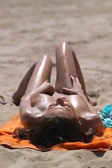 Stasha Nudist Beach