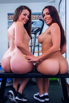 Amateur Big Ass Lesbian
